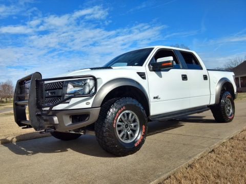 great shape 2011 Ford F 150 Raptor SVT pickup for sale
