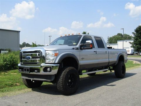 great shape 2011 Ford F 350 Super Duty Lariat pickup for sale