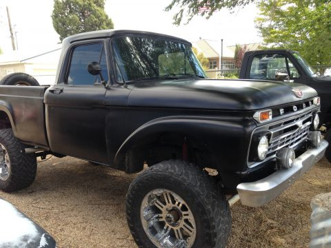 lifted monster 1963 Ford F 100 pickup for sale