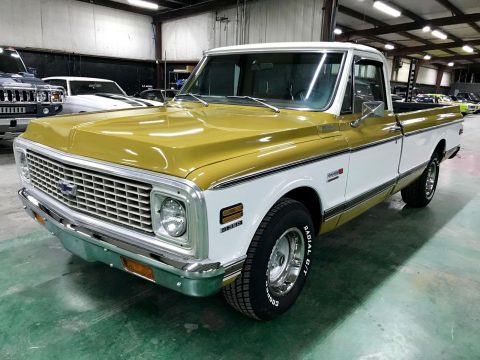 like new 1972 Chevrolet C 10 Cheyenne Super pickup for sale