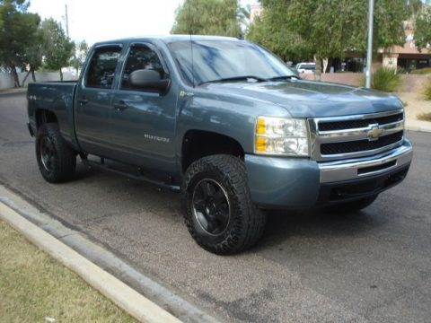 loaded 2011 Chevrolet Silverado 1500 pickup for sale