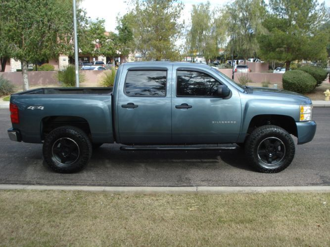 loaded 2011 Chevrolet Silverado 1500 pickup