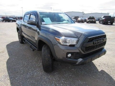 low miles 2018 Toyota Tacoma TRD pickup for sale
