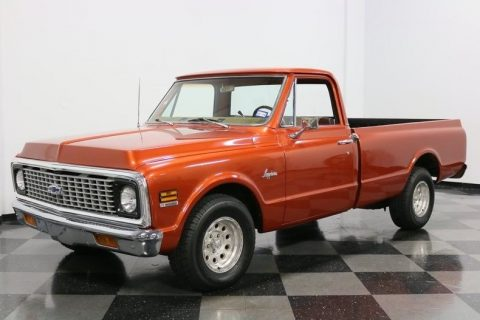 nicely detailed 1971 Chevrolet C 10 Pickup for sale