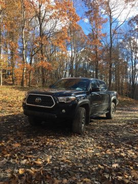 powerfull 2018 Toyota Tacoma Trd pickup for sale