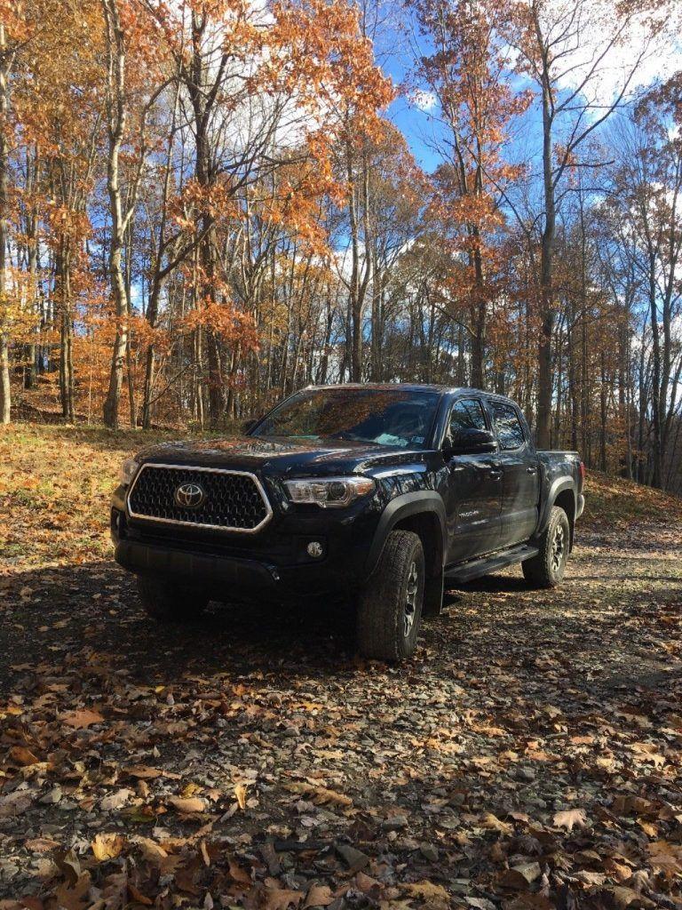 powerfull 2018 Toyota Tacoma Trd pickup