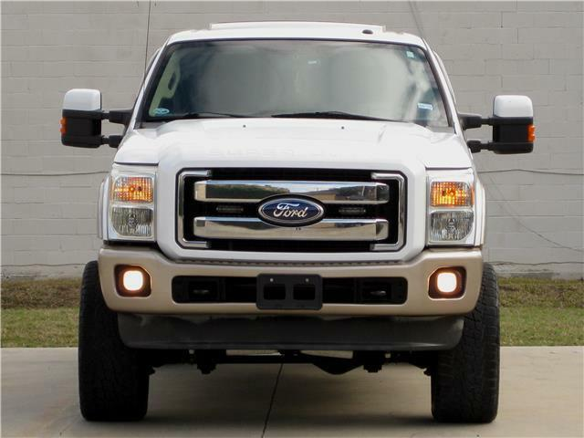 recently serviced 2011 Ford F 250 King Ranch pickup