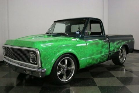 Restomod 1972 Chevrolet C 10 pickup for sale