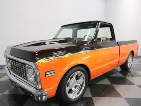 stroker 1972 Chevrolet C 10 Custom pickup for sale