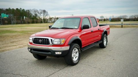 super clean 2004 Toyota Tacoma TRD V6 pickup for sale
