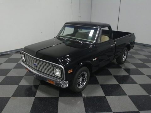 upgraded small block 1971 Chevrolet C 10 pickup for sale