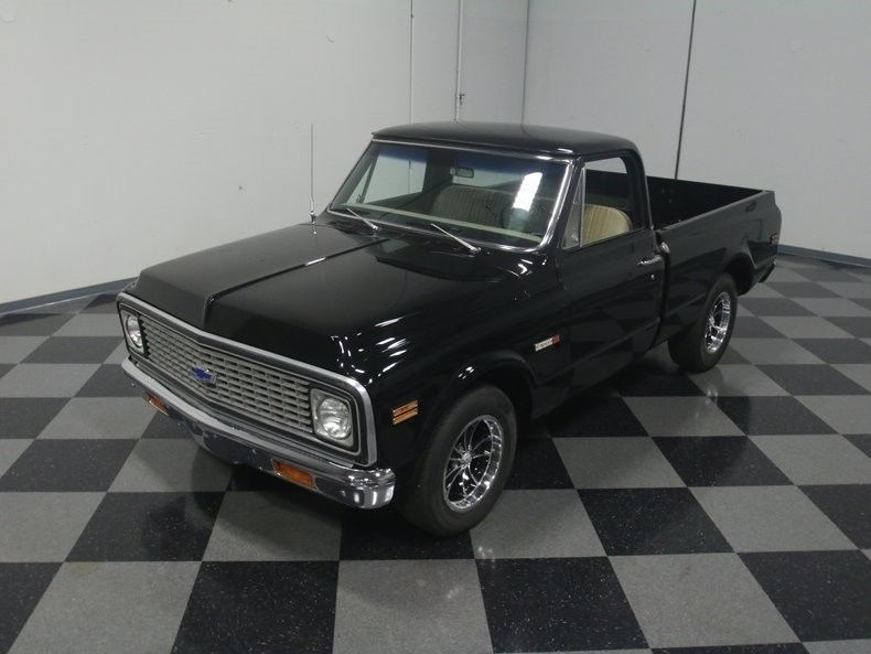 upgraded small block 1971 Chevrolet C 10 pickup