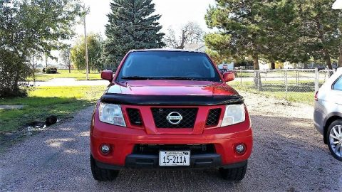 well serviced 2010 Nissan Frontier pickup for sale