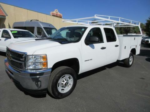 clean 2012 Chevrolet C2500 DSL 4X4 pickup for sale