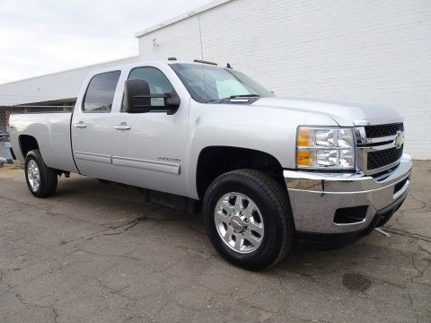 clean 2012 Chevrolet Silverado 3500 LTZ pickup for sale
