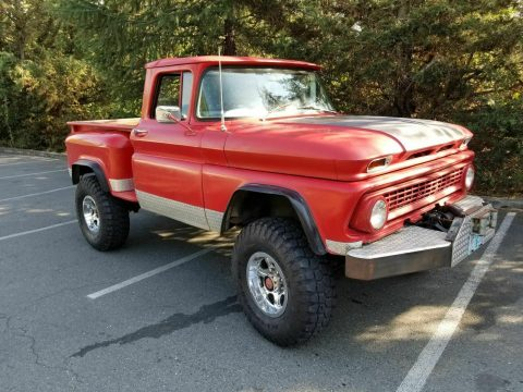 custom 1963 Chevrolet C/K Pickup 2500 pickup for sale