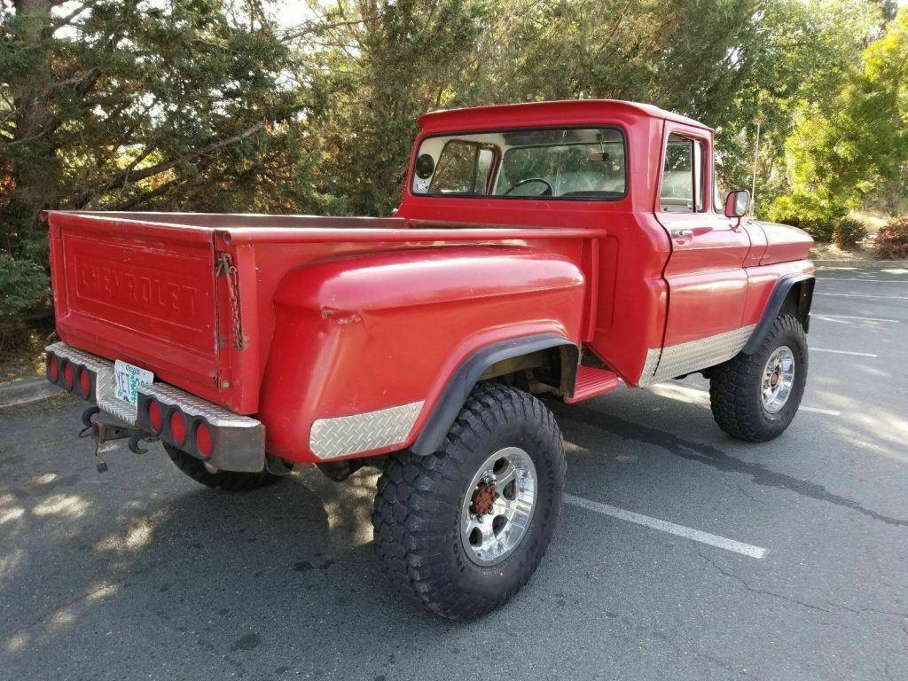 custom 1963 Chevrolet C/K Pickup 2500 pickup