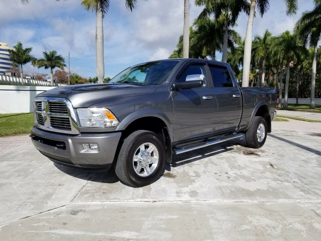 excellent shape 2012 Dodge Ram 3500 Limited Laramie LONGHORN pickup
