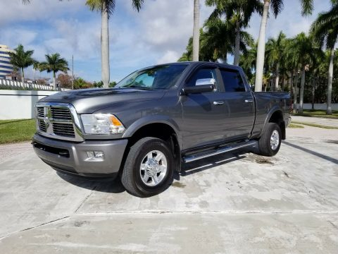 excellent shape 2012 Dodge Ram 3500 Limited Laramie LONGHORN pickup for sale