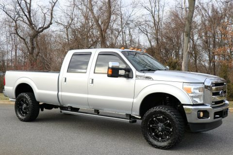 fully loaded 2012 Ford F 350 LARIAT pickup for sale