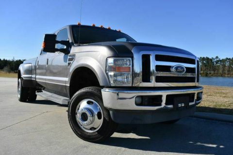 great shape 2008 Ford F350 Lariat pickup for sale