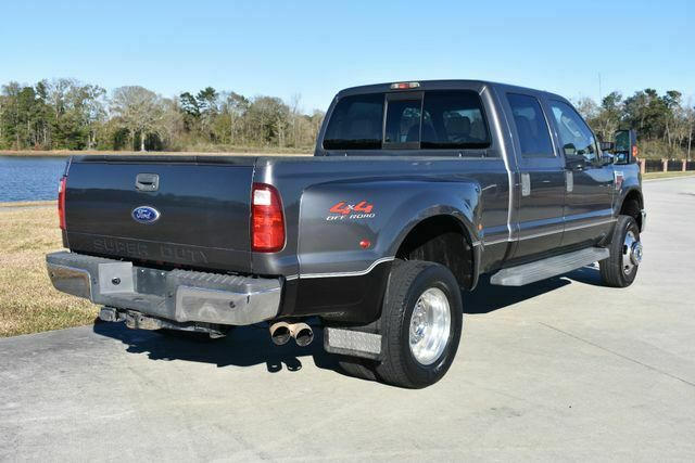 great shape 2008 Ford F350 Lariat pickup