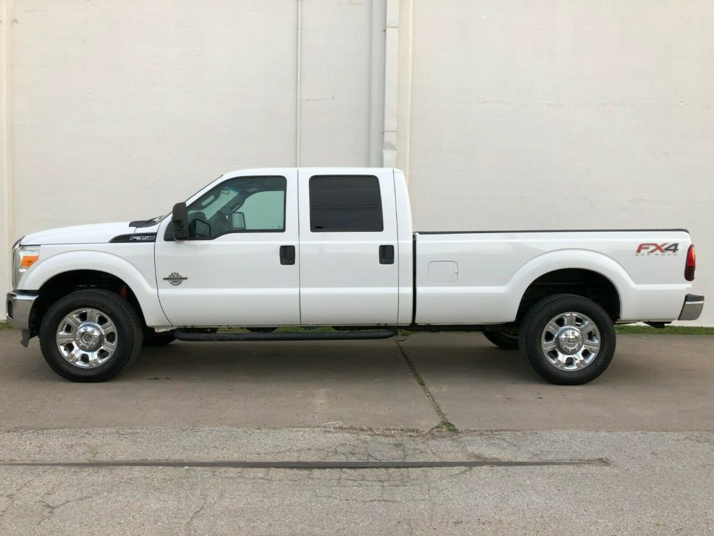 great shape 2012 Ford F 350 pickup