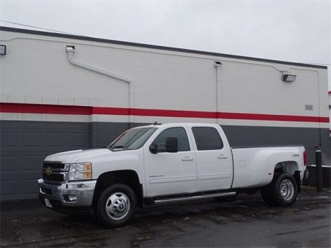 loaded 2012 Chevrolet Silverado 3500 LTZ pickup for sale