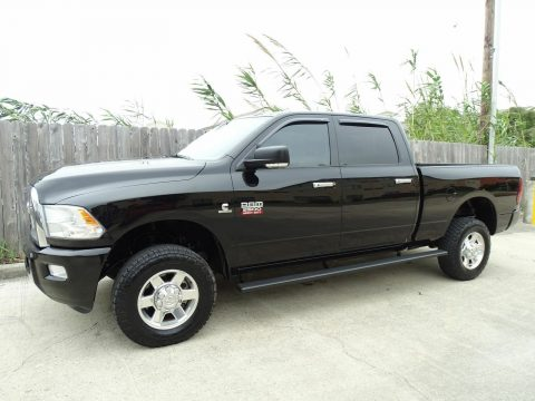 loaded 2012 Dodge Ram 2500 Lone Star pickup for sale