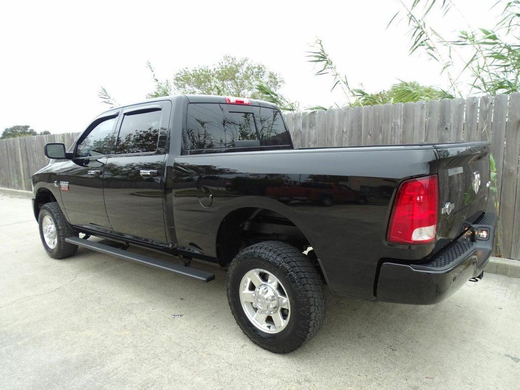 loaded 2012 Dodge Ram 2500 Lone Star pickup