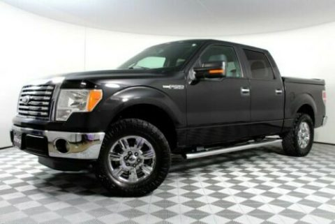 loaded 2012 Ford F 150 XLT pickup for sale
