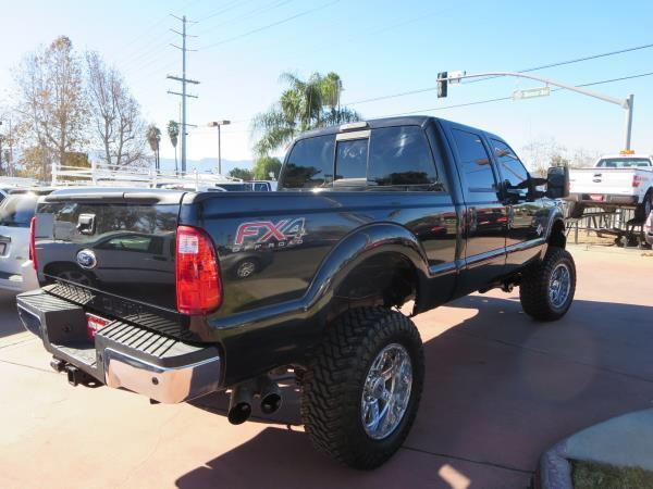 loaded 2012 Ford F-250 LARIAT pickup