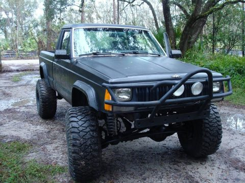 rare 1990 Jeep Comanche pickup for sale