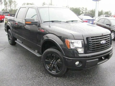 well equipped 2012 Ford F 150 FX2 pickup for sale