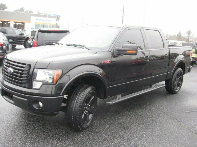 well equipped 2012 Ford F 150 FX2 pickup