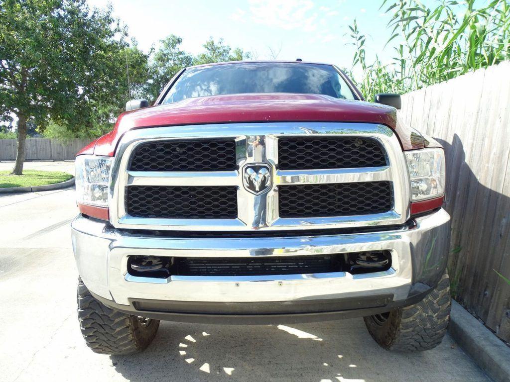 2013 Dodge Ram 2500 Tradesman pickup
