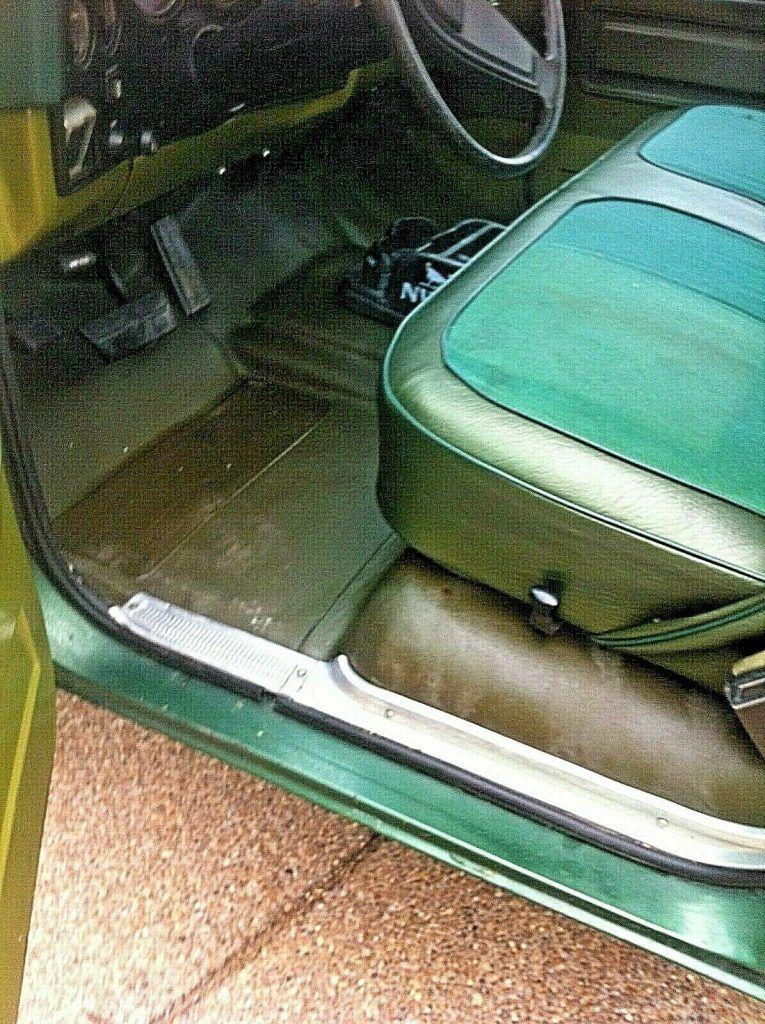 all original 1973 Chevrolet C/K Pickup 2500 Custom deluxe pickup