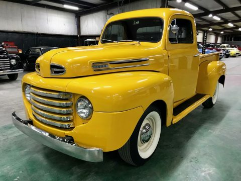 classic 1949 Ford F1 Pickup for sale