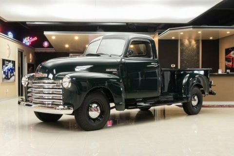 Frame Off Restored 1949 Chevrolet Pickups 3/4 Ton Pickup for sale