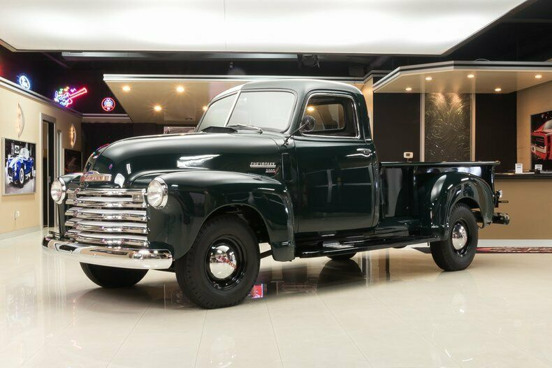 Frame Off Restored 1949 Chevrolet Pickups 3/4 Ton Pickup