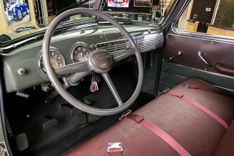 Frame Off Restored 1949 Chevrolet Pickups 3/4 Ton Pickup