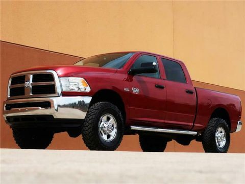 great shape 2012 Dodge Ram 2500 ST pickup for sale
