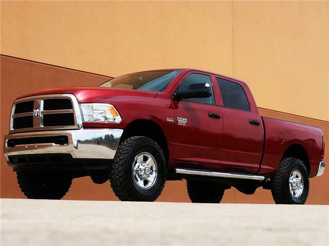 great shape 2012 Dodge Ram 2500 ST pickup