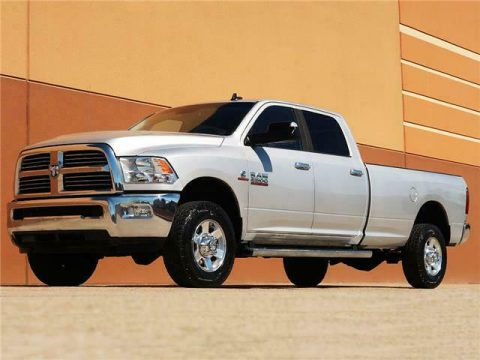 great shape 2013 Dodge Ram 2500 SLT pickup for sale