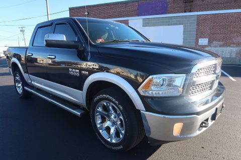 great shape 2013 Ram 1500 Laramie pickup for sale