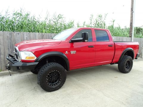 loaded 2012 Dodge Ram 2500 ST pickup for sale