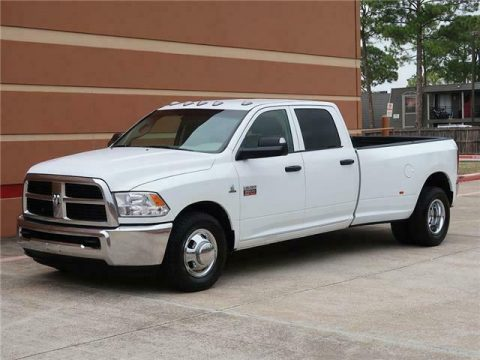 loaded 2012 Dodge Ram 3500 ST pickup for sale