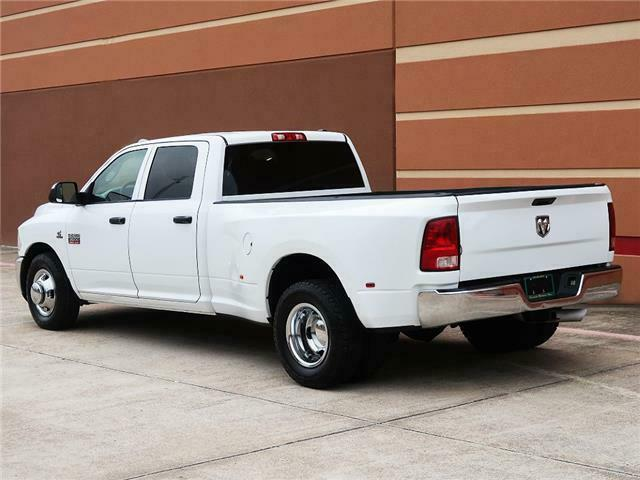 loaded 2012 Dodge Ram 3500 ST pickup