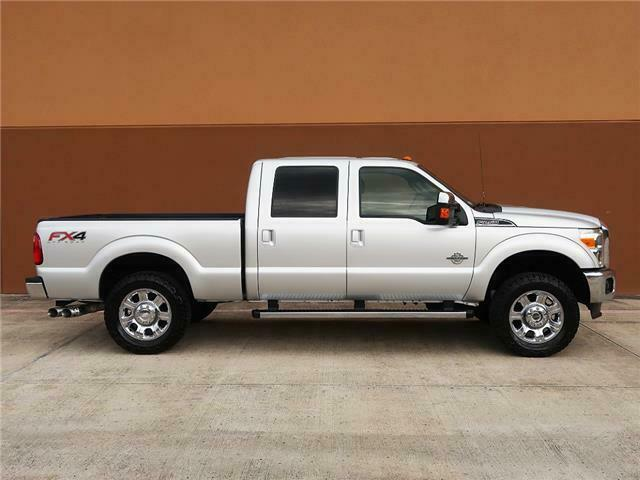loaded with options 2013 Ford F 250 Lariat pickup