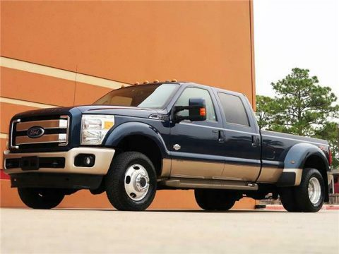 monster 2013 Ford F 350 pickup for sale